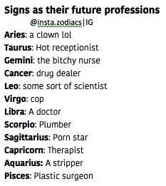 12 Zodiac Signs and their future professions. Cancer ♋ Zodiac Sign - drug dealer