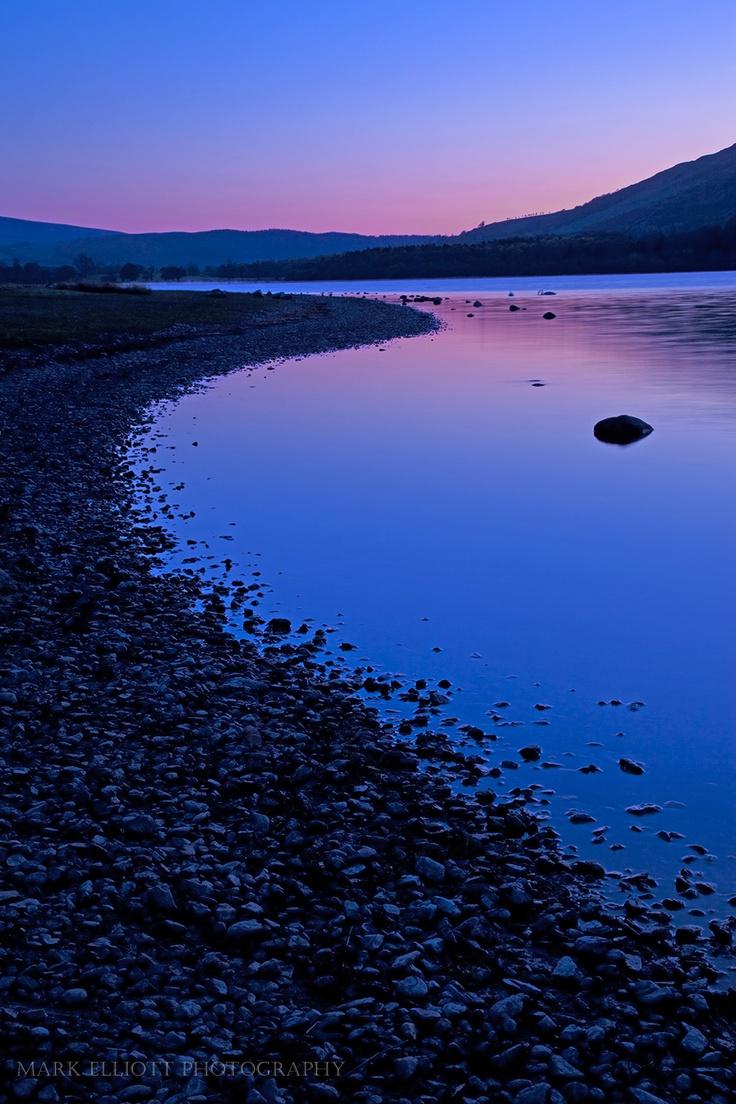 Bassenthwaite Lake, Lake District, UK. www.mark-elliott-photography.co.uk