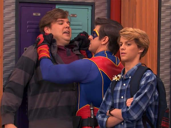 """Henry Danger: """"Mouth Candy"""""""