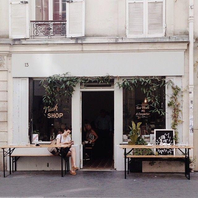 Tuck Shop, Paris