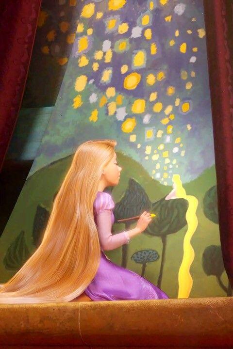 디즈니 배경화면 라푼젤 아이폰 고화질 배경화면 01 배경화면 디즈니 바탕화면 팝 아트 디자인