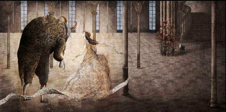 Gabriel Pacheco, La bella e la Bestia, un racconto che vale per sempre.