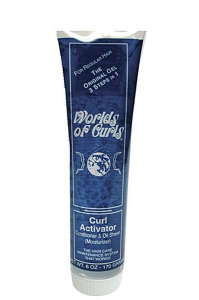 AOneBeauty.com - Worlds Of Curls Curl Activator Gel - Regular (6oz), $4.99 (http://www.aonebeauty.com/worlds-of-curls-curl-activator-gel-regular-6oz/)