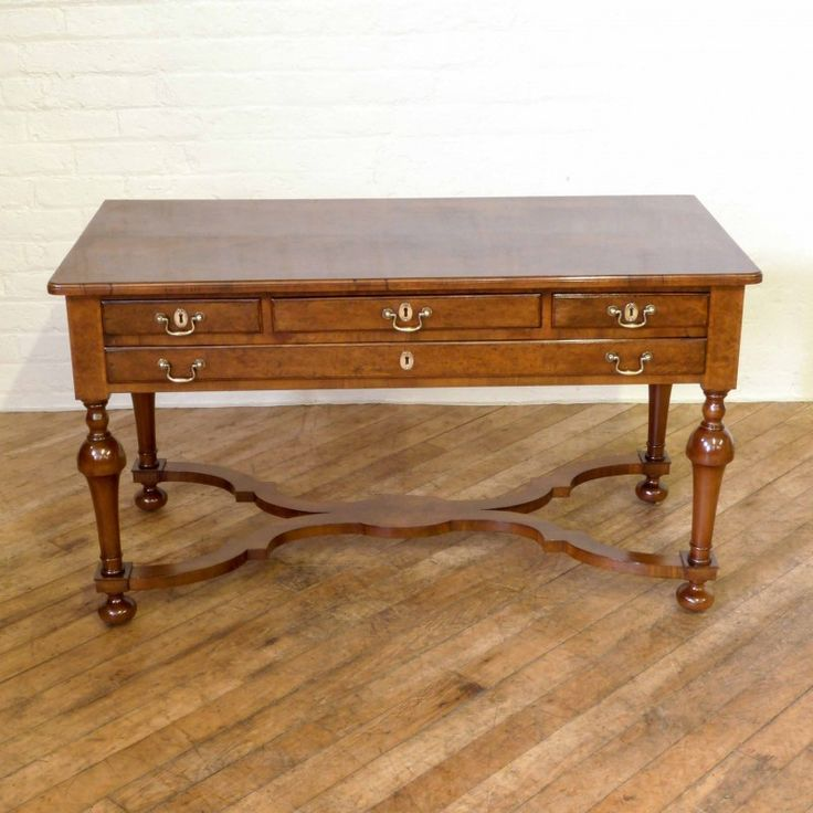 Victorian Walnut Side Table