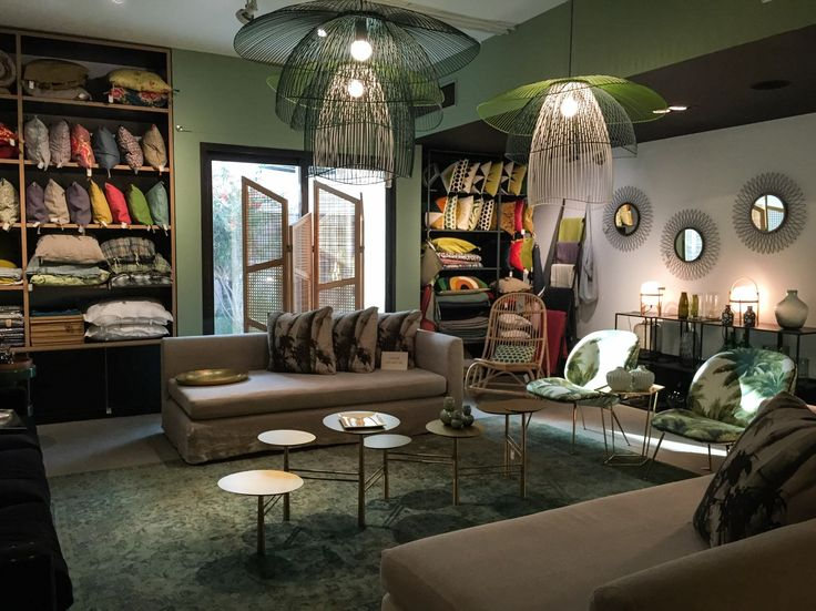 Interior at comptoir 102 cafe and home accessories store in jumeirah dubai