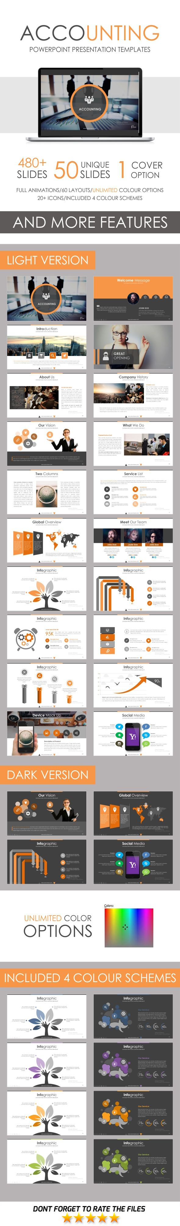 Accounting PowerPoint Template. Download here: http://graphicriver.net/item/accounting-powerpoint-template/16610157?ref=ksioks