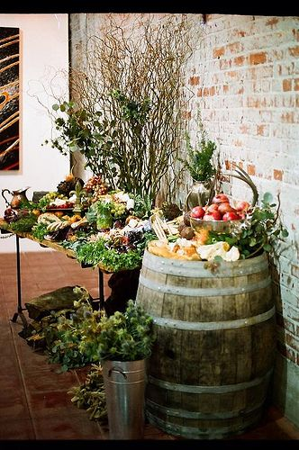 Rustic Cheese Display#Repin By:Pinterest++ for iPad#