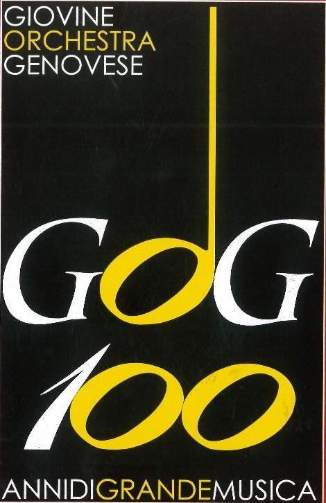 Logo del Centenario della GOG Stagioni 2011/2012 e 2012/2013  www.gog.it