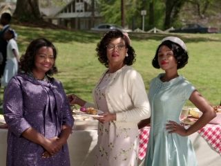 HIDDEN FIGURES is the incredible untold story of Katherine G. Johnson (Taraji P. Henson), Dorothy Vaughan (Octavia Spencer) and Mary Jackson (Janelle Monáe)-brilliant African-American women working at NASA, who served as the brains behind one of the greatest operations in history: the launch of astronaut John Glenn into orbit, a stunning achievement that restored the nation's confidence, turned around the Space Race, and galvanized the world. The visionary trio crossed all gender and rac...