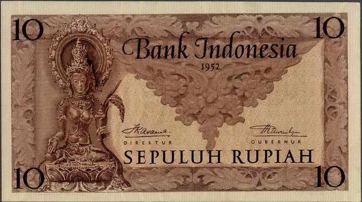 10 rupiah