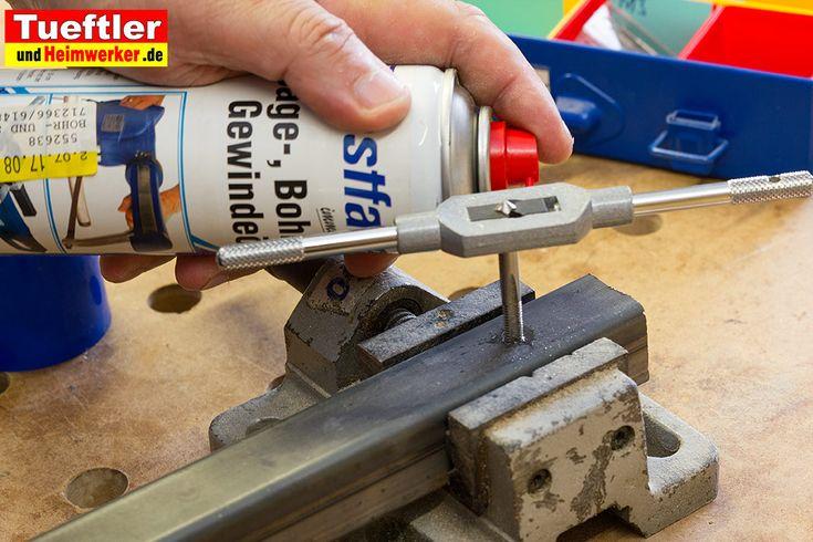 Viele Heimwerker kennen das Problem, dass sich eine Schraube nicht in Metall…