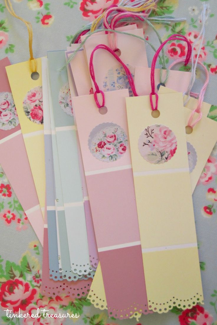 how to make bookmarks at home easy designs