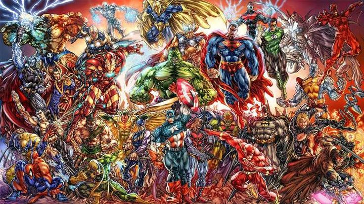 40 Film Baru Marvel dan DC Siap Serbu Layar Lebar!
