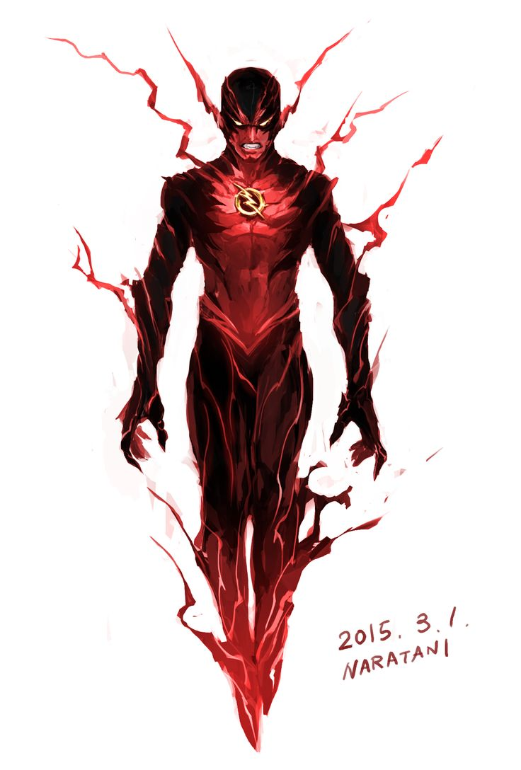 Reverse Flash | Naratani