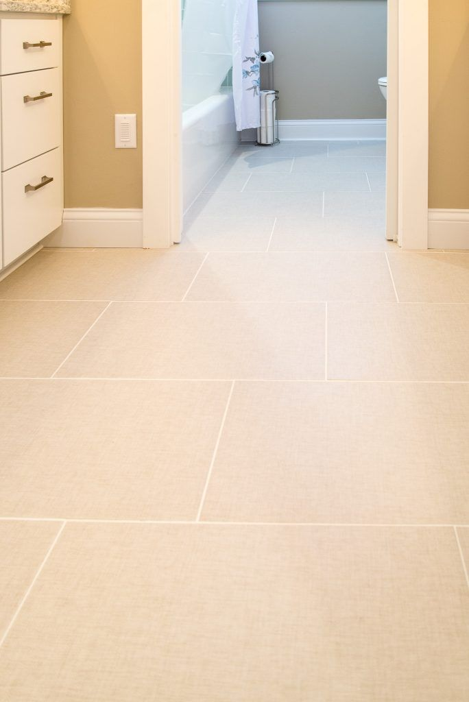 Cream Tile Bathroom Floor Tile Floor Bathroom Floor Tiles Tile Bathroom