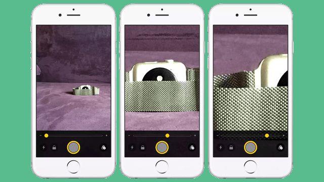 Cómo activar la lupa en un iPhone