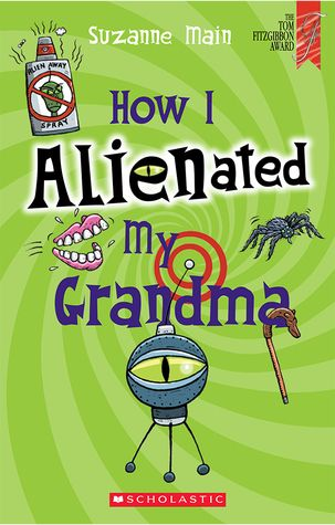 A fun, wacky story from a New Zealand author