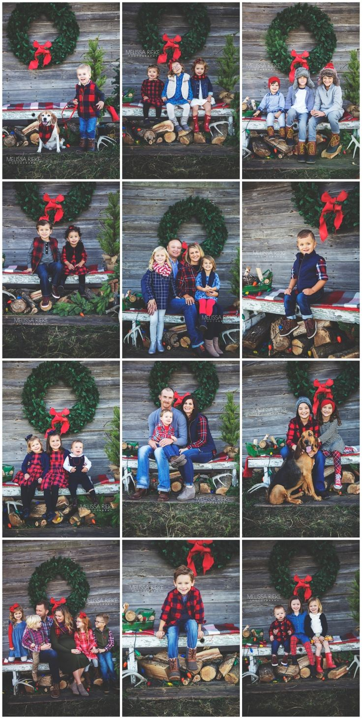 Melissa Rieke Photography Christmas Card Pictures Kansas City