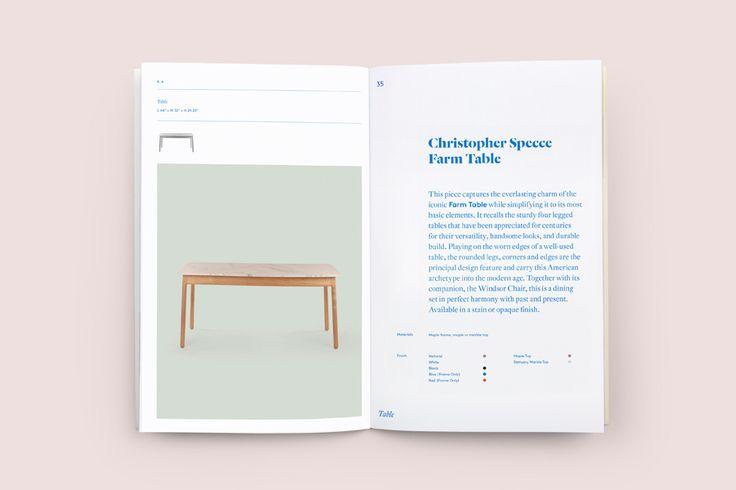 Matter Catalog Editorial Design by Lotta Nieminen / www.lottanieminen.com