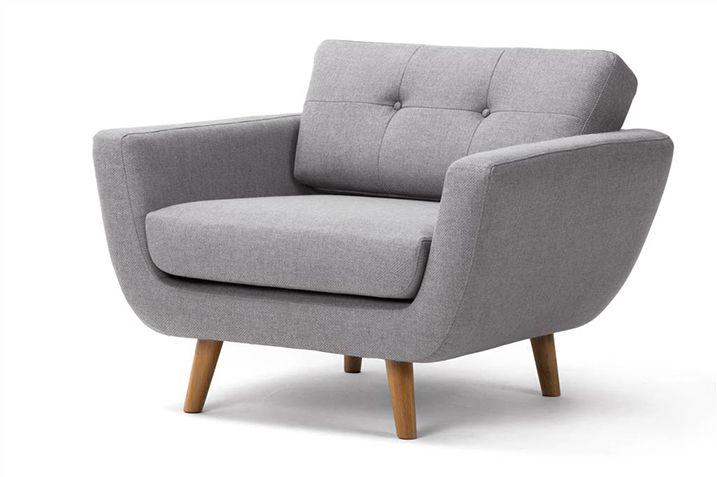 Vera chair, Vendy cool grey