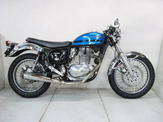 カワサキ エストレヤ の新車・中古バイク販売情報 モト・ファースト 程度良好安心価格! メーター・セパハン・トップブリッジ・メーター・バックステップ・マフラー・シート・…|バイクのことなら、ウェビック バイク選び