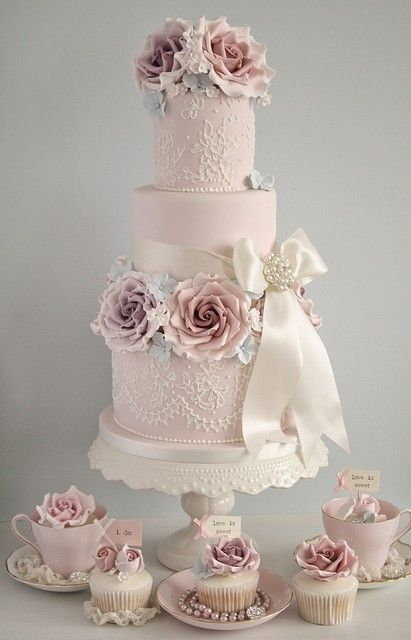 wedding cake with a difference