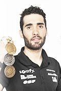 MARTIN FOURCADE - Equipe de France A Biathlon Hommes
