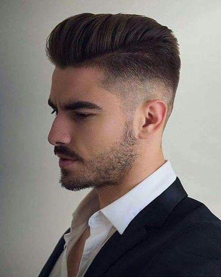 Top 5 Peinados Cortos Para Hombres En 2019 Cortos Hombres
