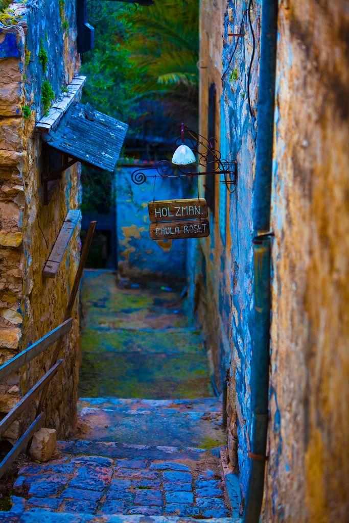 Safed, Israel  | safed israel kabbalah640