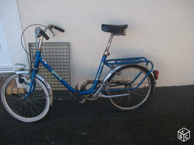 Vélo gitane
