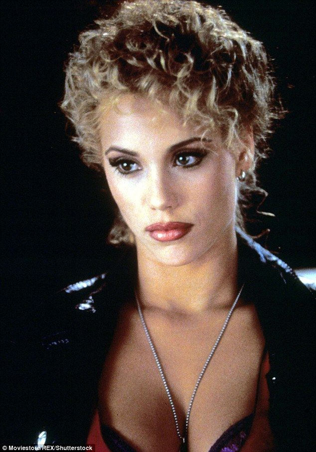 Looking Sexy: Elizabeth Berkley played Nomi Malone in the critically panned cult film Show...