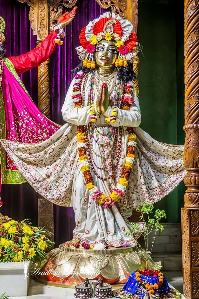 ISKCON Mayapur Deity Darshan 03 Jan 2019 (16)   Most