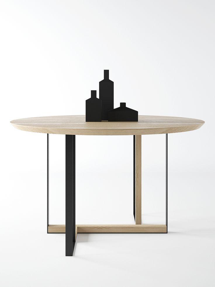 "// ""Ink"" table design by Dmitry Kozinenko for WOO company"