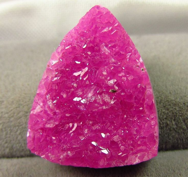 Magnificent Top COLOR NATURAL AAA Pink Druzy Cobaltoan Calcite Drusy Gemstone #Collectible