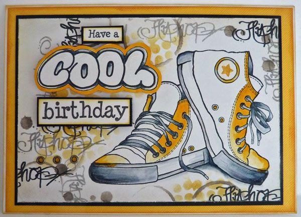 Sneakers and  GRAFFITI - CLEAR MAGIC JGS387