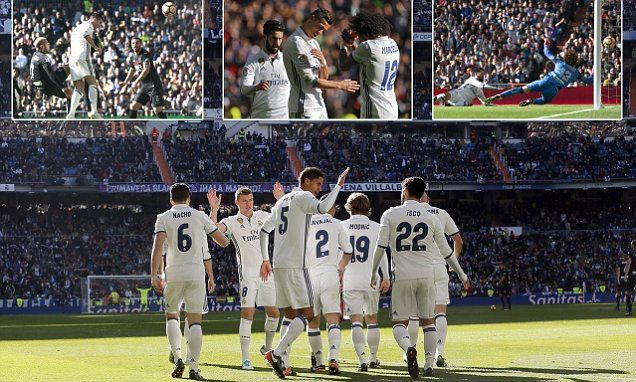 Real Madrid equaled an amazing Barcelona record vs Granada -     Real Madrid made it 39 games unbeaten after brushing aside Granada without breaking sweat. Isco scored twice and Cristiano Ronaldo, Karim Benzema ... See more at https://www.icetrend.com/real-madrid-equaled-an-amazing-barcelona-record-vs-granada/