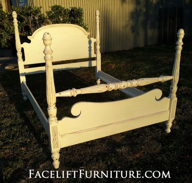 best Refinished Bedroom Furniture ~ Painted Glazed
