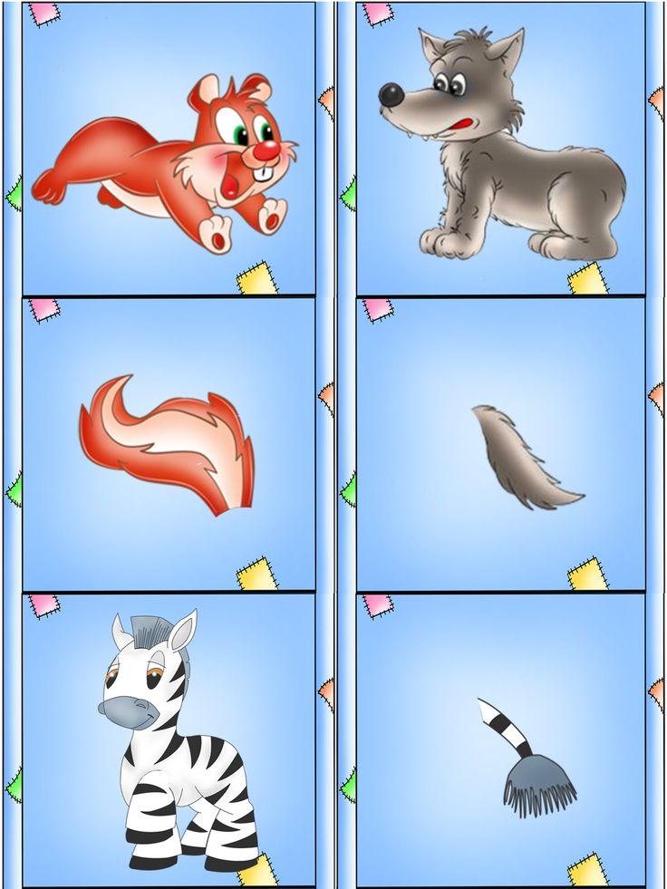 Логика: где чей хвост? Logics: where someone's tail?