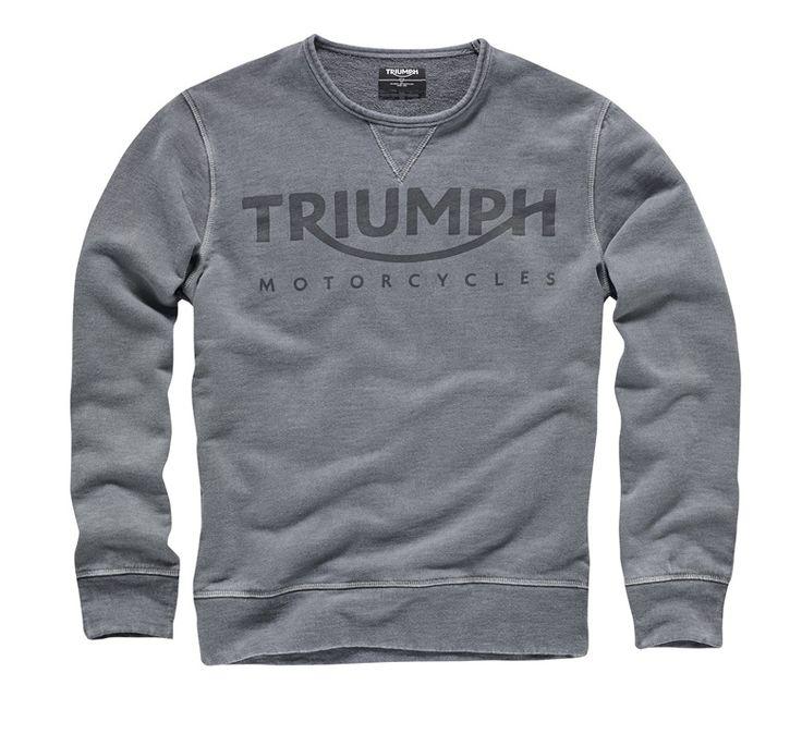 Sweatshirt   Triumph Motorcycles