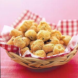 Southern Fried Okra | MyRecipes.com