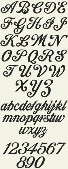 Cool Font Alphabets                                                                                                                                                                                 More