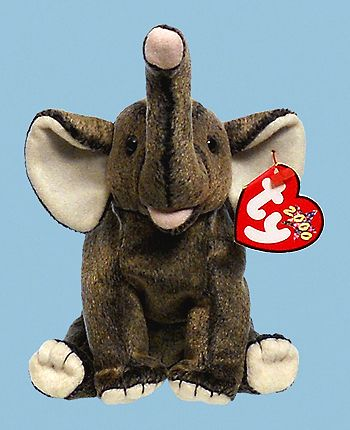 Trumpet - elephant - Ty Beanie Babies