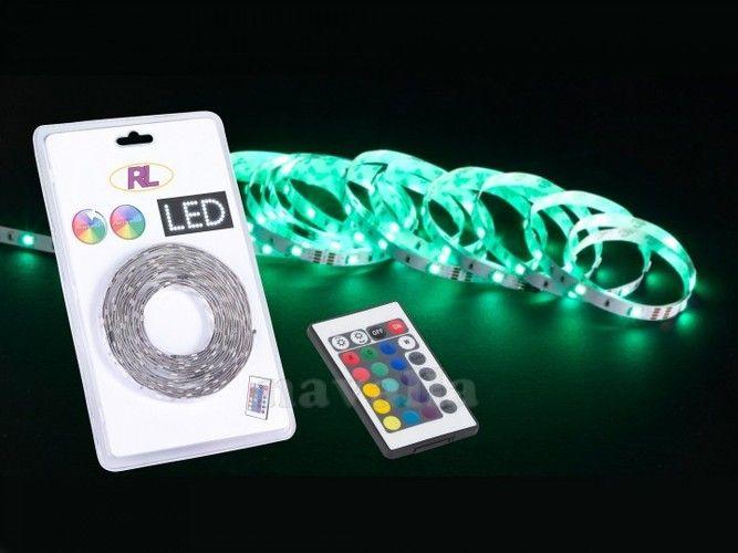 Dekorieren Sie Ihr Zuhause mit der TRIO LED-Streifen mit Fernbedienung! Neue Farblösungen tragen rund um Ihr Haus, das verwendet wird, um es in diesem Raum zu verstärken.
