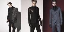 La collezione Bianchetti Uomo per il prossimo autunno inverno 2013/14 riscopre l'alta sartorialità unita ad un sapiente uso della tecnologia dei tessuti.