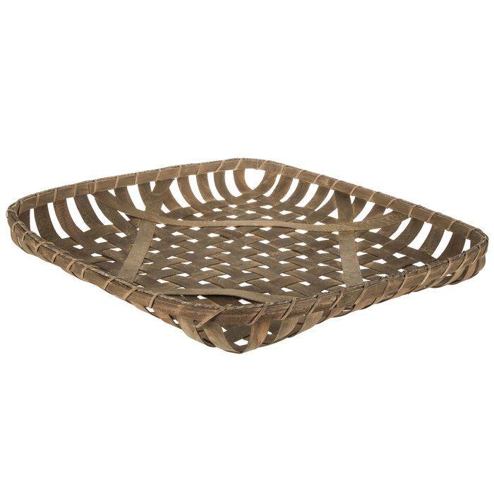 Hobby Lobby Square Tobacco Basket Large 25 Tobacco Basket Tobacco Basket Decor New Country Decor