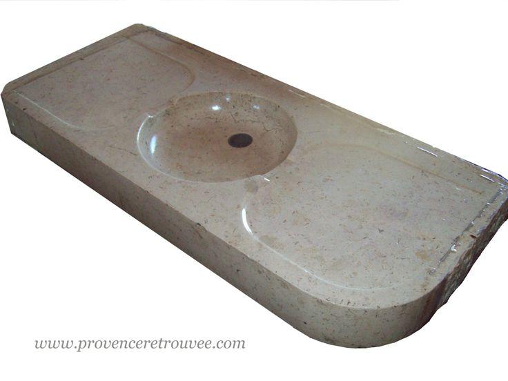 Captivating Vintage Stone Sink