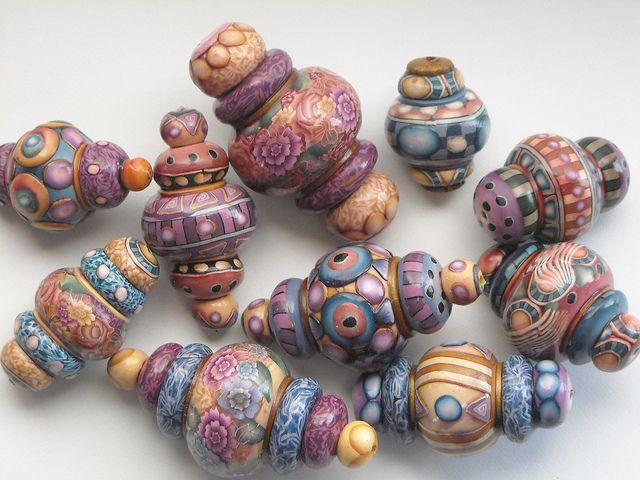Alladdin beads - polymer | Flickr - Photo Sharing!