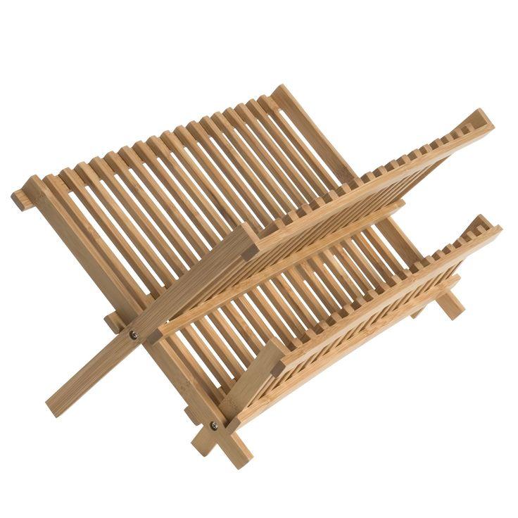 Égouttoir à vaisselle en bambou - Alinéa