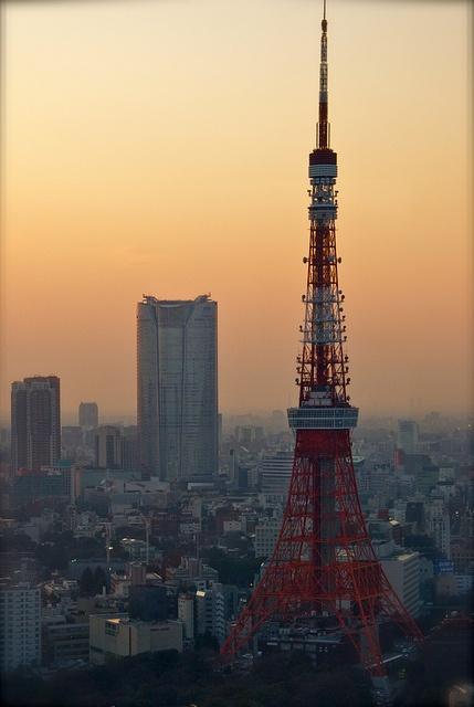 Torre de Toquio Japó