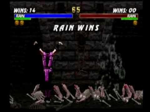 Mortal Kombat Trilogy - Fatalities - Part 1